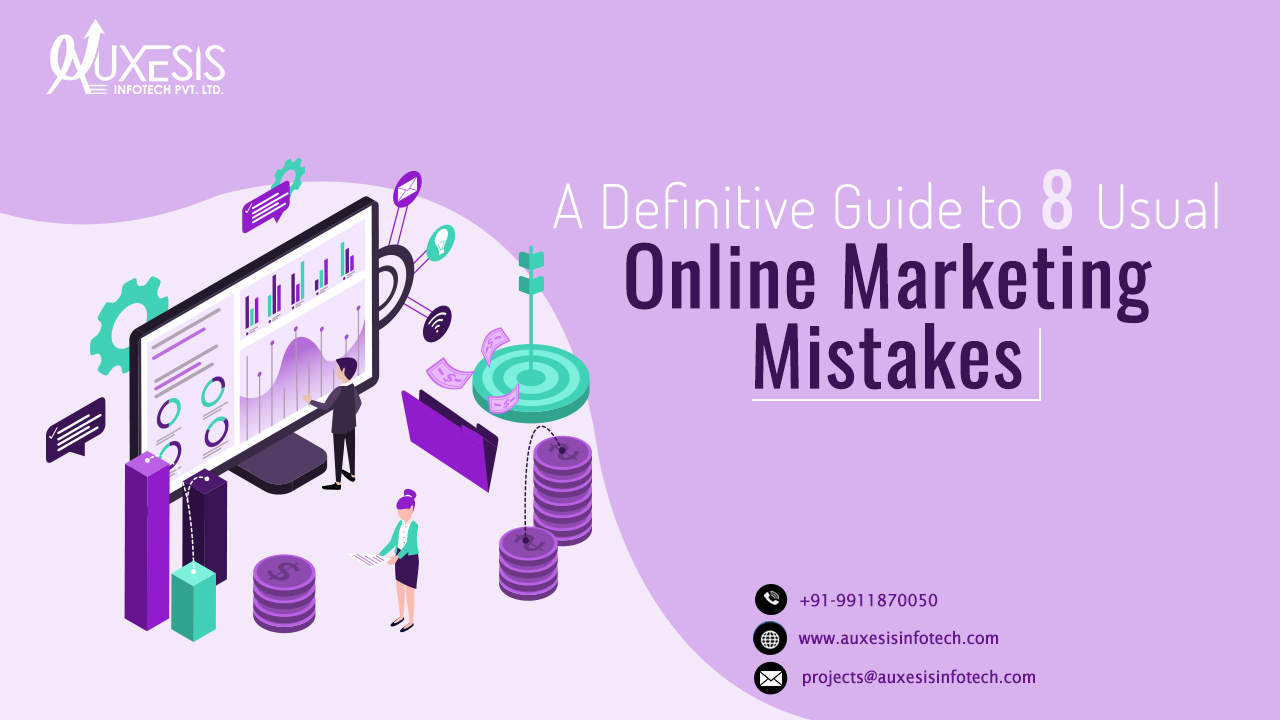 Most Common Online Marketing Mistakes and How to Avoid Them