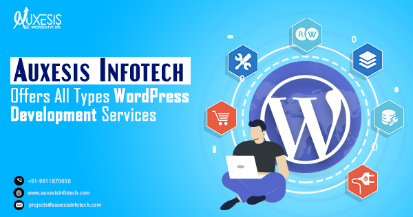 An Insight Into Auxesis Infotech's WordPress Website Development Specializations